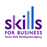 Skills for business logo