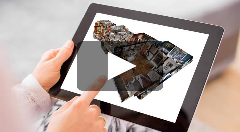 3D Virtual Tours – Interior Spaces